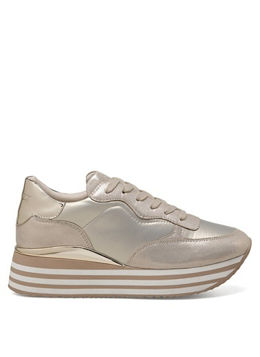 Nine West Sneakers Altın